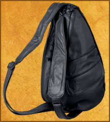 Travelmate, a high quality hand-made leather backpack